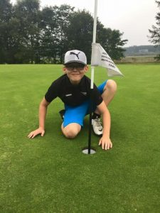 Hole in One Mikkel Tranberg 29.08.17 - 2