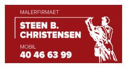Logo Malerfirmaet Steen Christensen